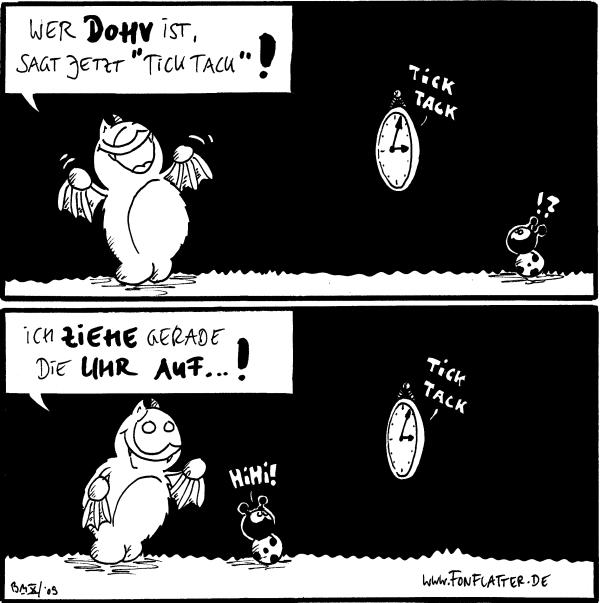 Fred: Wer dohv ist, sagt jetzt \