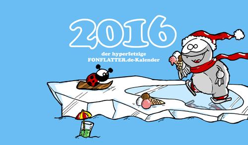 Fredkalender 2016