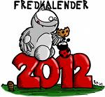 Fredkalender 2012