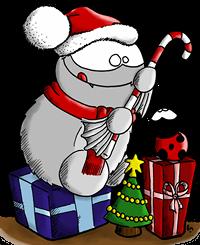 Weihnachtsfred
